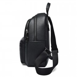 Women Leather Backpack Shoulder Bag Travel Casual Daypack Ladies Girl Satchel