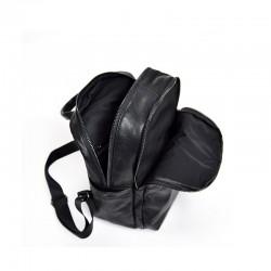 Casual Women's Genuine Leather Backpack Bag Waterproof Real Cowhide Backpacks