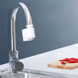 Automatic Sensor Tap,Infrared Induction Water Saving Device Sink Faucet for Kitchen Bathroom