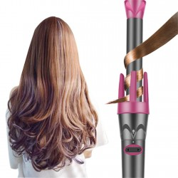 3 in 1 Interchangeable Hair Curler Ceramic Barrels Wands Automatic Hair Curling Iron