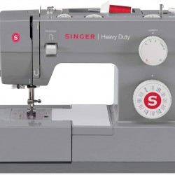 Heavy Duty 4432 Sewing Machine with 110 Stitch Applications, & Canvas Machine Tote - Sewing Made Easy