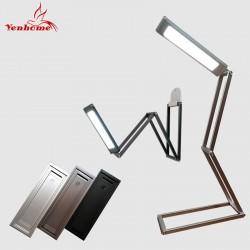 Creativity LED Desk Lamp Architect Task Lamp Metal Fold Arm Dimmable Table Lamp