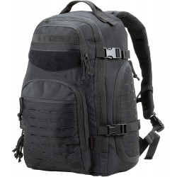 Military Tactical Backpack Bugout Bag Lazer Cut MOLLE Hiking Backpack Daypack EDC Pack 40L