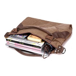 Fashion Women Messenger Canvas Handbag Shoulder Satchel Purse Crossbody Tote Bag