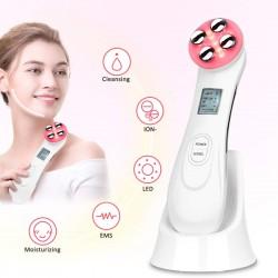 Multifunctional Electric Facial Beauty Mahine (white)