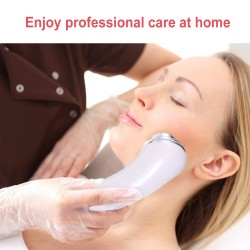 Facial HIFU Massager Beauty Portable Hifu Facial Rejuvenation Antiaging Wrnkle Beauty Machine Sonic Vibration Skin Lifting Tightening Skin Lifting Tightening For Eye Facial Lifting
